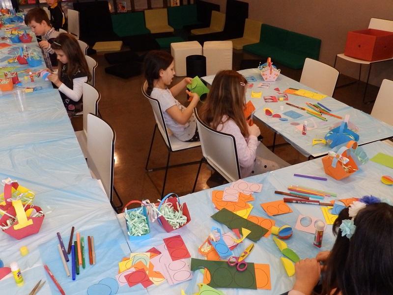 Obilježen Međunarodni dan dječje knjige raznim aktivnostima