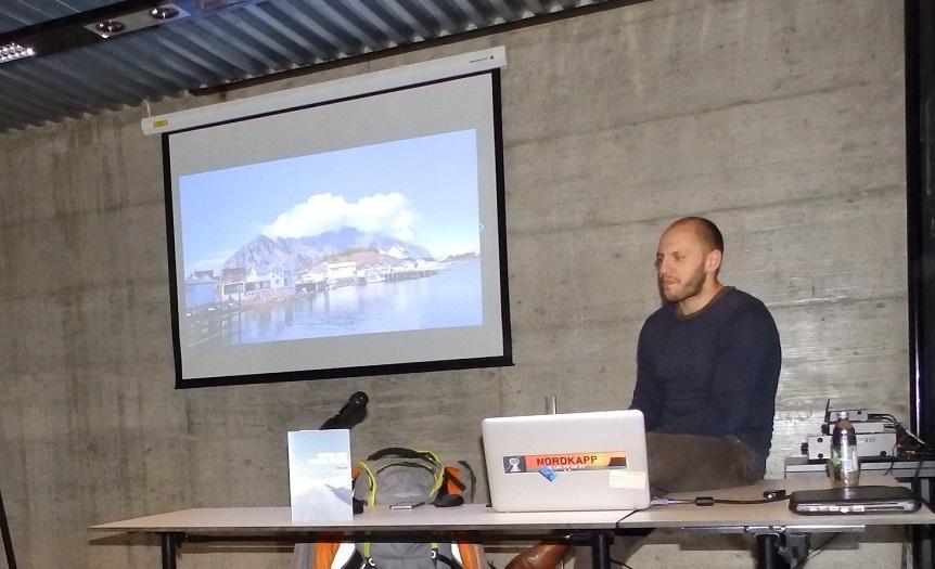 """Multimedijalno predavanje """"The Northest Electric Ride"""" Hrvoja Jurića"""