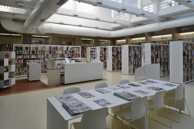 Blagdansko radno vrijeme Gradske knjižnice Labin