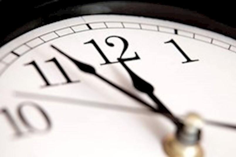 Obavijest o prilagođenom radnom vremenu