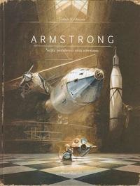 Armstrong : velika pustolovina miša astronauta