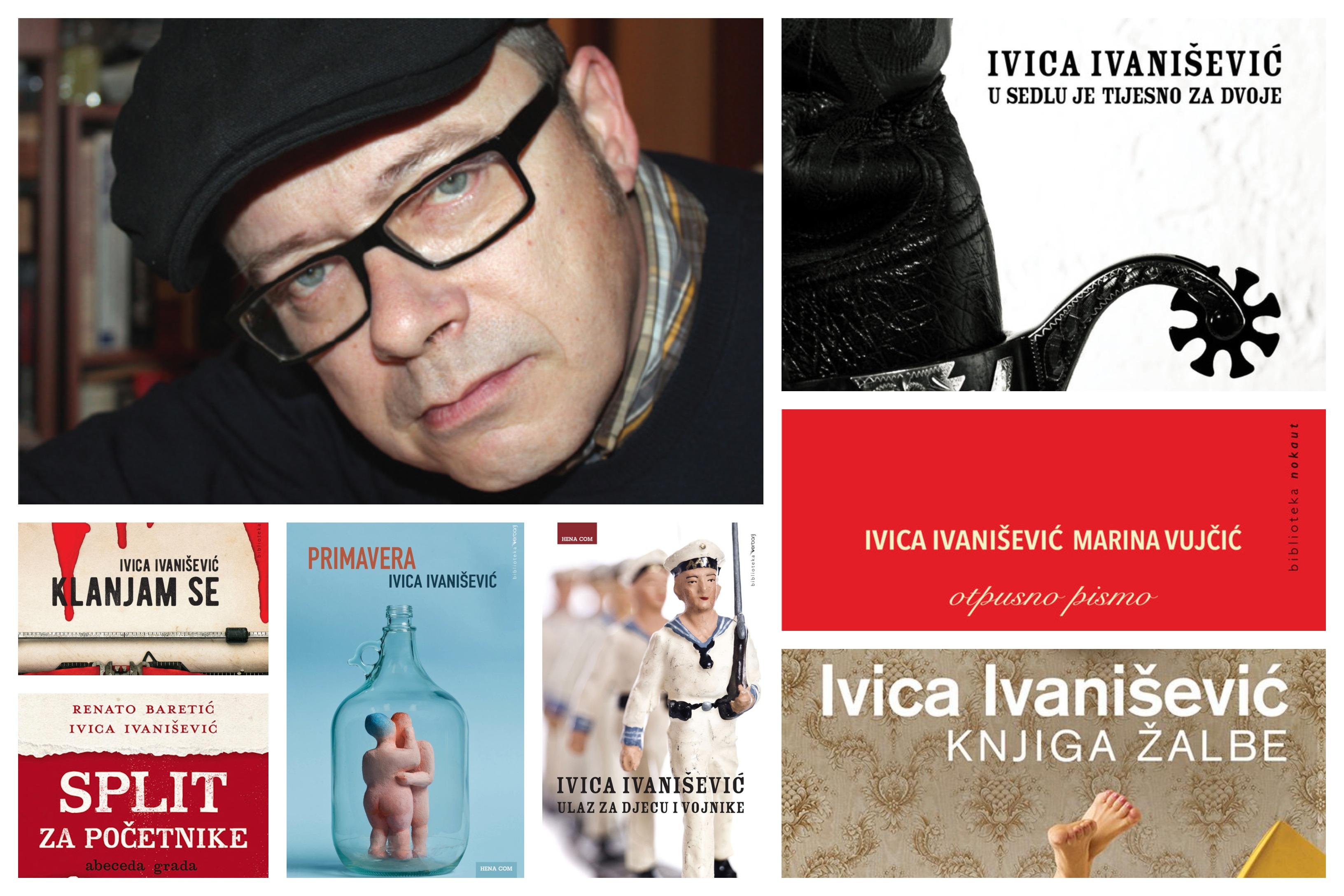 Gostovanje književnika Ivice Ivaniševića