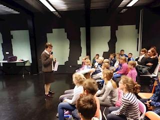 Susret s književnicom Željkom Horvat-Vukelja