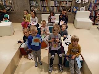 Edukativno-kreativna radionica povodom Međunarodnog dječjeg tjedna