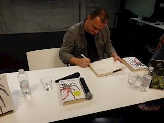 Književni susret s Kristijanom Novakom
