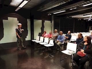 """Multimedijalno predavanje i predstavljanje knjige """"Latinskom Amerikom uzvodno"""" Jasena Boke"""