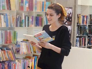 Susret prvašića s dječjom spisateljicom Jelenom Pervan