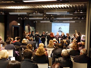 "Glazbeno-poetska večer ""Giuseppini Martinuzzi u čast"" 2020."